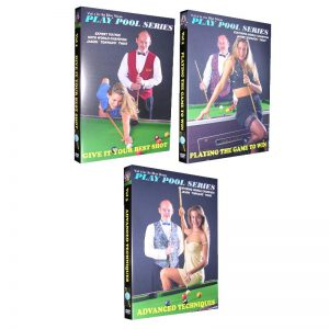 Pool Coaching DVD's from Blue Moon Leisure