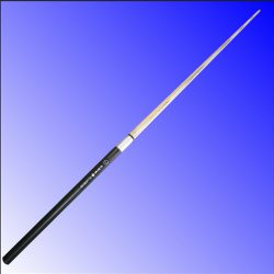 Extendable telescopic pool cue