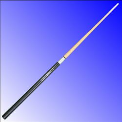 Cueplus USA 49 silver extendable telescopic pool cue