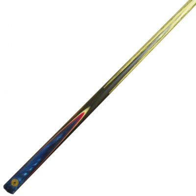 Blue Flash machine spliced butt jointed snooker cue from Blue Moon Leisure