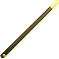 Eclipse butt-jointed snooker and pool cue