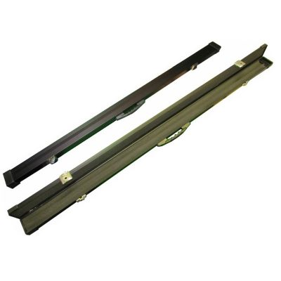 1 pc Black Aluminium snooker and pool cue case from Blue Moon