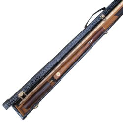 Newberry butt jointed pool cue and leatherette case deal