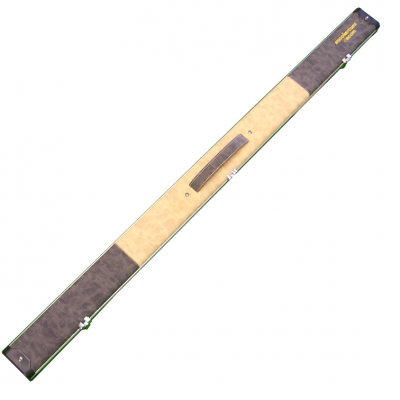Q Case for Butt jointed snooker or pool cue.
