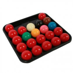 Snooker ball tray, also suitable for pool
